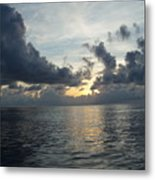Tropical Storm Julio Metal Print