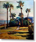 Tropical Sunshine Metal Print