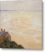 Trouville At Low Tide Metal Print