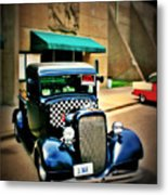 Truck For Sale Metal Print