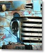 Trucks Life Metal Print
