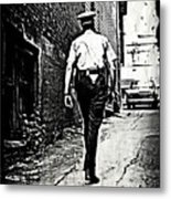 True Grit Metal Print