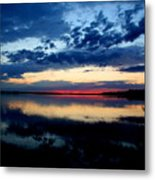 True North Metal Print
