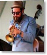 Trumpeter 1 Metal Print