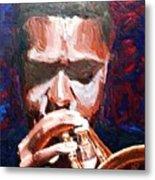 Trumpeters Metal Print