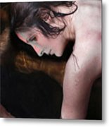 Truth Is A Wounded Angel Metal Print