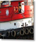 Tugboat Metal Print