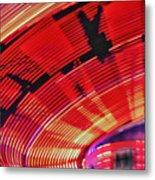 Tulare Fairgrounds Metal Print