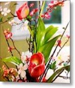 Tulip Series Metal Print
