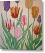 Tulips Metal Print by Ben Kiger
