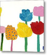 Tulips  Metal Print by Don Larison