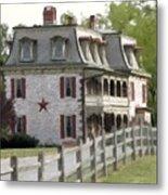 Tulpehocken Manor Plantation Historic Site  Metal Print