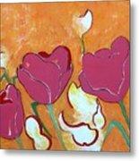 Tulpen 69 Metal Print
