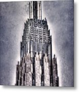 Tulsa Art Deco IIi Metal Print