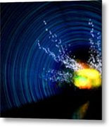 Tunnel Vision II Metal Print