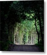 Tunnel Vision Metal Print by Odd Jeppesen
