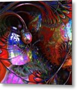 Tuns Of Paint Metal Print