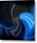 Turbine Dynamo Metal Print