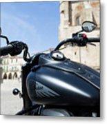 Turgalium Motorcycle Club 01 Metal Print
