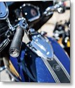 Turgalium Motorcycle Club 02 Metal Print