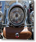 Turgalium Motorcycle Club 05 Metal Print