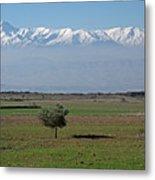 Turkey Landscape Metal Print