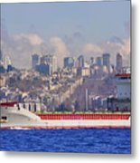 Turkish Cargo Metal Print