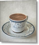 Turkish Coffee Metal Print by Taylan Apukovska