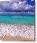 Turks And Caicos Beach Metal Print