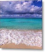 Turks And Caicos Beach Metal Print