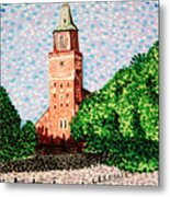 Turku Cathedral  Metal Print