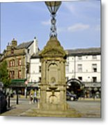 Turner's Memorial At Buxton Metal Print