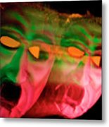 Turning Green With Envy Metal Print