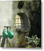 Tuscan Afternoon Metal Print