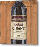 Tuscan Chianti 2 Metal Print