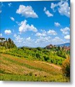 Tuscan Idyll  Metal Print