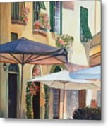 Tuscan Sunlight Metal Print