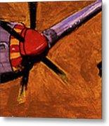 Tuskegee Airmen II Metal Print