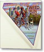 Tweed Run London 2 Guvnors  Metal Print