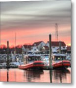 Twenty-four Seven  Metal Print