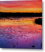 Twilight Afterglow #1 Metal Print