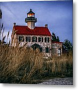 Twilight At East Point Metal Print