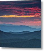 Twilight. Metal Print by Itai Minovitz