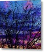 Twilight Sunset Metal Print