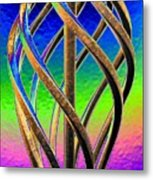 Twist And Shout 2 Metal Print