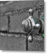 Twist And Turn Metal Print