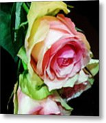 Two For Love Metal Print