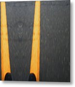 Two For The Road Metal Print