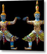 Two Gods Metal Print