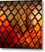 Two Handfuls Of Oranges Metal Print